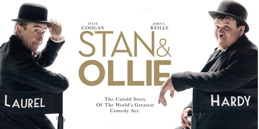 Stan and Ollie - Flicks in the Sticks Film