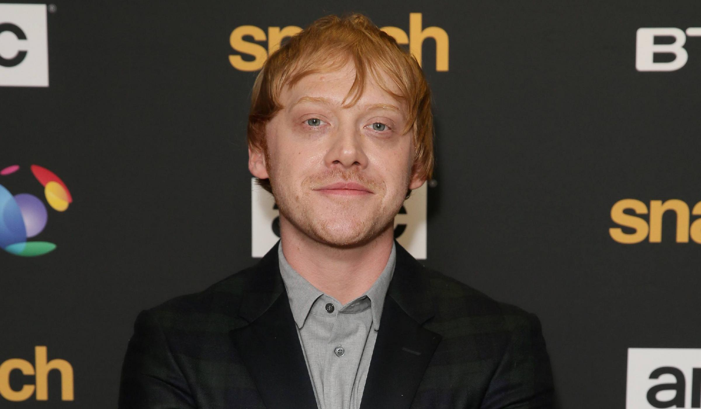 Rupert Grint is coming to Wales Comic Con in Wrexham