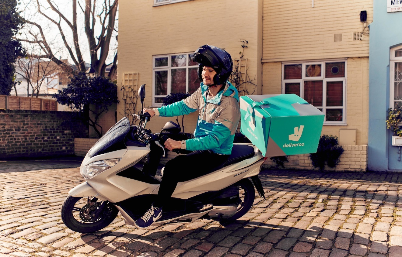 Food delivery service Deliveroo launches in Dudley later this month.
