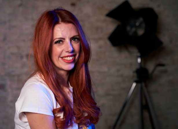 Sarah Sadler, from Buckley, will appear on the Channel 4 programme to explore the world of modern pornography and create her own 12-minute 'mum-approved' film (Images by Channel 4)