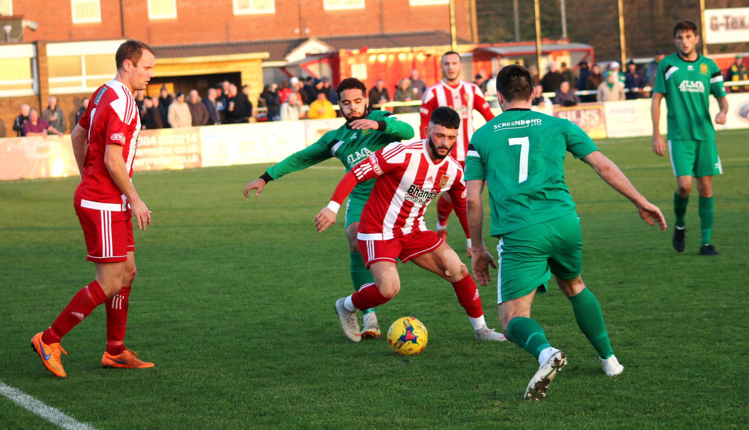 Callum Powell is due to return for Stourbridge this weekend