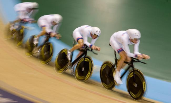 David Viner wants a velodrome built in the West Midlands as a legacy of the 2022 Commonwealth Games. Picture: PA.