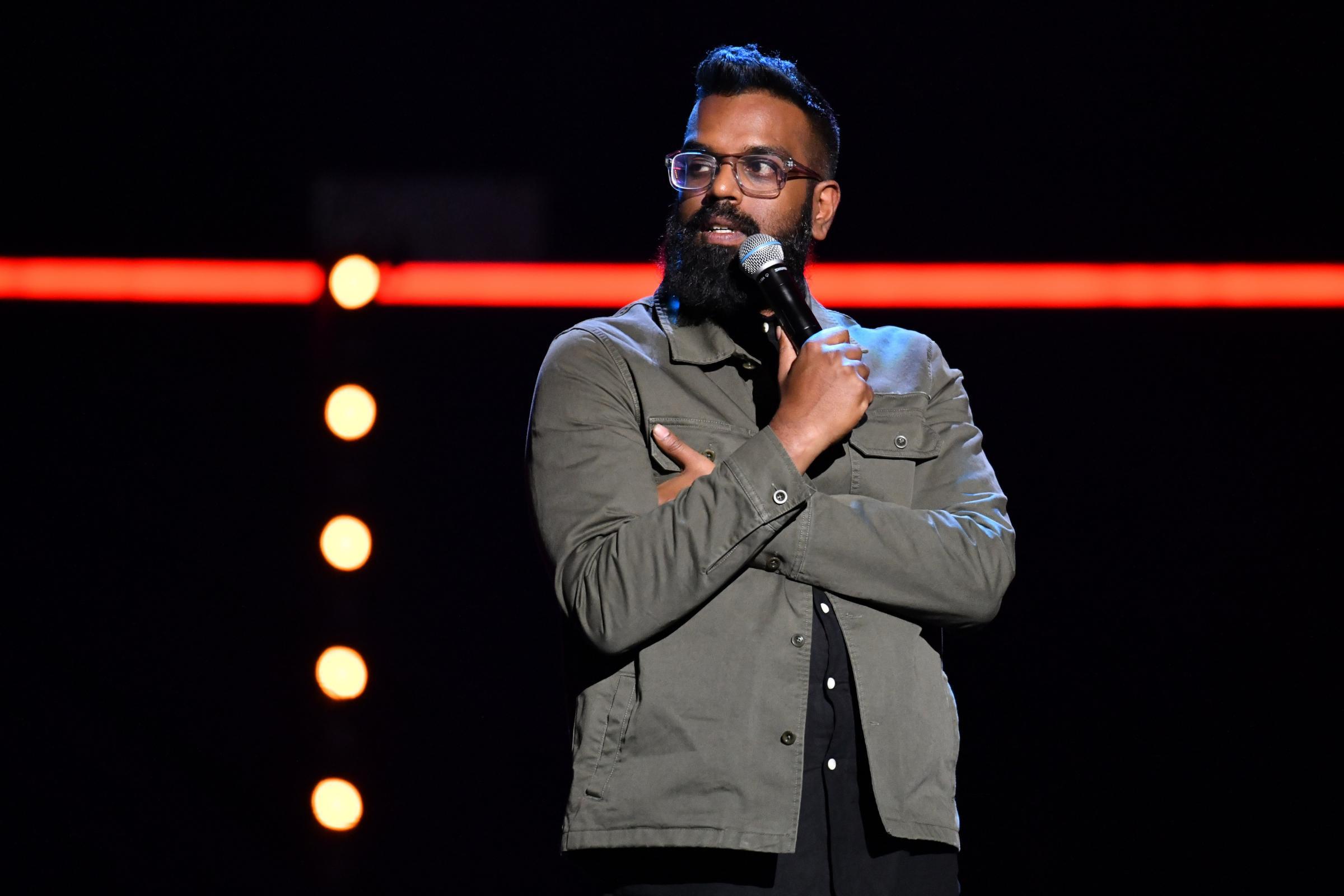 Romesh Ranganathan marks milestone as he co-hosts Royal Variety Performance - Dudley News