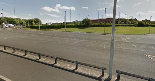 The car park on Constitution Hill. Photo: Google Maps.