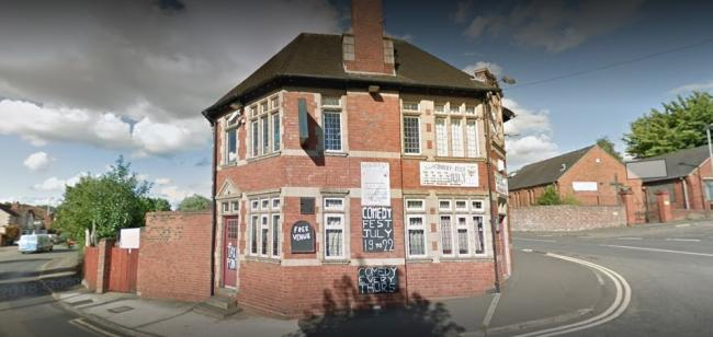 The Holly Bush 'arts pub' will be a focal point of the Cradley Heath Arts Festival. Picture: Google Maps.