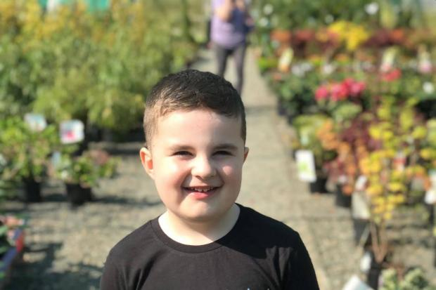 Seven-year-old Finley Hill, who is battling a life-threatening rare immune disease, will be the guest of honour at this year's Halesowen Carnival as the drive to find him a stem cell donor continues.